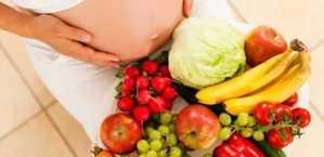 Gravid+frukt+grønnsaker